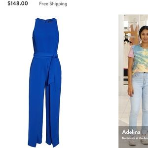 TAHARI jumpsuit NEW without tag